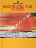 Handy Railroad Atlas of the United States by Rand McNally