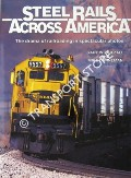 Book cover of Steel Rails Across America by DOLZALL, Gary W. & DANNEMAN, Mike