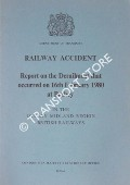 Railway Accident - Report on the Derailment that occurred on 16th February 1980 at Bushey in the London Midland Region, British Railways by Department of Transport