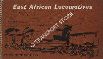 East African Locomotives by East African Railways