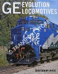 GE Evolution Locomotives by GRAHAM-WHITE, Sean