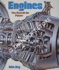 Book cover of Engines - The Search for Power by DAY, John