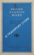 Annual Report and Accounts 1969 by British Railways Board
