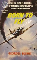 Book cover of Born to Fly by BLOND, Georges