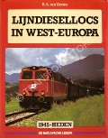 Book cover of Lijndiesellocs in West-Europa  by van REEMS, B.A.