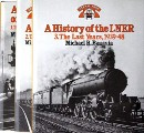 A History of the LNER by BONAVIA, Michael R.