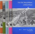 The Old Metal Mines of Mid Wales by BICK, David E.
