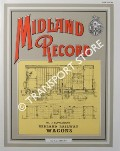 Midland Record - Supplement no. 2: Midland Railway Wagons by ESSERY, R.J.