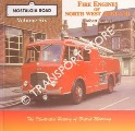 Fire Engines of North West England by BONNER, Robert