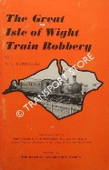The Great Isle of Wight Train Robbery by BURROUGHS, R. E.