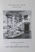 Souvenir Catalogue of the Amy Johnson Collection by Bridlington Art Gallery, Sewerby Hall
