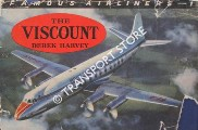 The Viscount by HARVEY, Derek