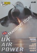 UK Air Power by ALLPORT, Dave (ed.)
