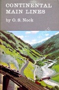 Continental Main Lines  by NOCK, O.S.