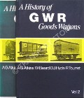 A History of GWR Goods Wagons  by ATKINS, A.G., BEARD, W, HYDE, D.J. & TOURRET, R