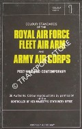 Colour Standards of the Royal Air Force, Fleet Air Arm and Army Air Corps - Post-war and Contemporary by Aerocam