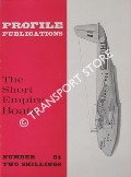 The Short Empire Boats by NORRIS, Geoffrey