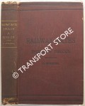 Railway Rates: English & Foreign by GRIERSON, J.