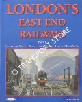 Book cover of London's East End Railways by BRENNAND, D.