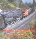 Trains of America by HEIMBURGER, Donald J.