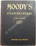 Moody's Steam Railroads  by MOODY, John