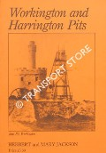 Book cover of Workington and Harrington Pits Prior to 1900 by JACKSON, Herbert & Mary