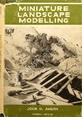 Book cover of Miniature Landscape Modelling  by AHERN, John H.