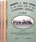 Locomotive & Train Working in the Latter Part of the Nineteenth Century by AHRONS, E.L.