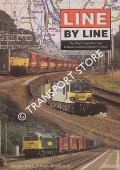 Line By Line - The West Coast Main Line, London Euston to Glasgow Central by BUCK, Martin & RAWLINSON, Mark