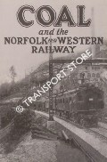 Coal and the Norfolk and Western Railway by VanZANDT, G.C. & WILLMAN, F.E.
