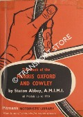 The Book of the Morris Oxford and Cowley by ABBEY, Staton
