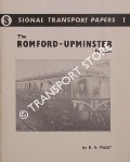 The Romford-Upminster Branch by FROST, K. A.