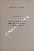 Codes of Practice for Gangers, Sub-Gangers and Lengthmen by British Railways