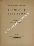 Transport Statistics 1951 - Number 1, Period to 28 January by British Transport Commission