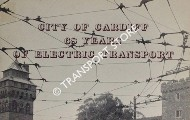 City of Cardiff - 68 Years of Electric Passenger Transport by BOWEN, D.G.