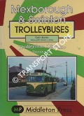 Book cover of Mexborough & Swinton Trolleybuses by BARKER, Colin