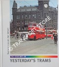 The Colours of Yesterday's Trams by JENKINS, Martin & STEWART, Ian