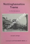 Nottinghamshire Trams on old picture postcards by JENNINGS, Grenville