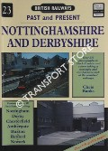 British Railways Past and Present: Nottinghamshire and Derbyshire by BANKS, Chris