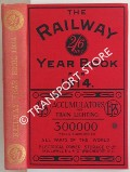The Railway Year Book for 1914 by Railway Publishing Company, Offices of the Railway Magazine