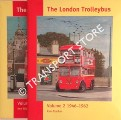 The London Trolleybus by BLACKER, Ken