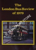 Book cover of The London Bus Review of 1979 by ARNOLD, Barry (ed.)