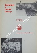 Book cover of Chronology of London Railways by BORLEY, H.V.