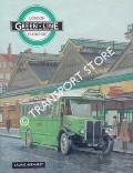 Book cover of London Transport Green Line by AKEHURST, Laurie