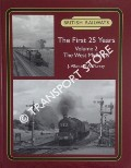 British Railways The First 25 Years - The West Midlands by ALLAN, J. & MURRAY, A.