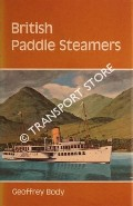 British Paddle Steamers by BODY, Geoffrey