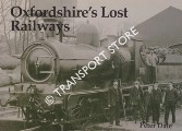 Oxfordshire's Lost Railways by DALE, Peter
