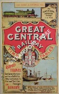 Time Tables - July, August & September 1903 by Great Central Railway