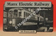 Postcards of the Manx Electric Railway by GRAY, Ted