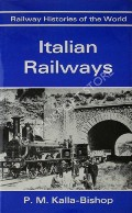 Italian Railways  by KALLA-BISHOP, P.M.